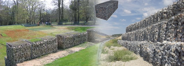 Gabion Retaining Wall Design